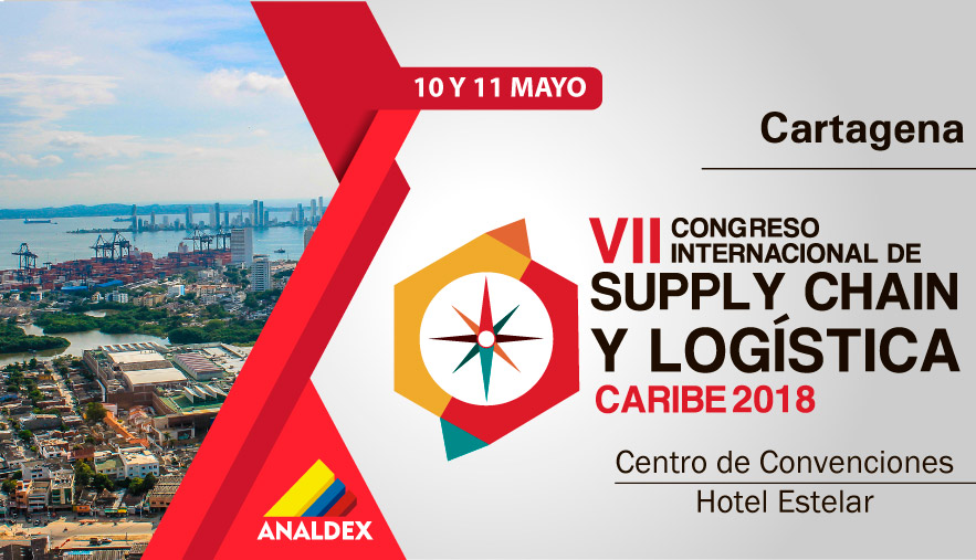 VII CONGRESO INTERNACIONAL DE SUPPLY CHAIN Y LOGÍSTICA CARIBE 2018