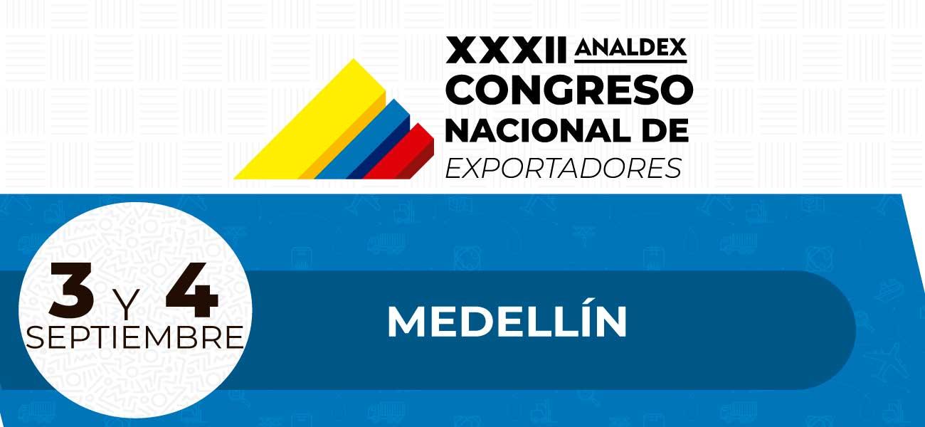 XXXII Congreso Nacional de Exportadores