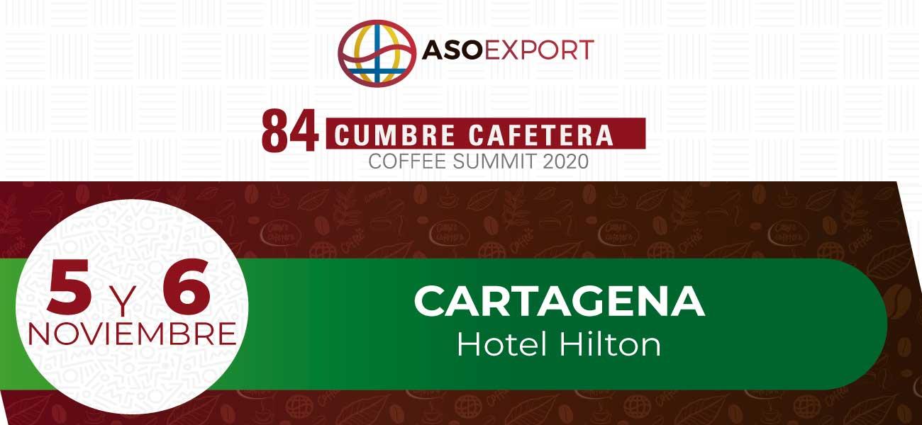 84 Cumbre Cafetera