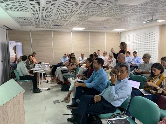 En Barranquilla, viceministra Valdivieso invita a autoridades a trabajar unidos para impulsar las exportaciones