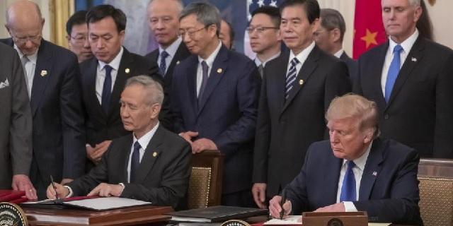 Tregua entre China y EE. UU. marca inicio para acabar guerra comercial