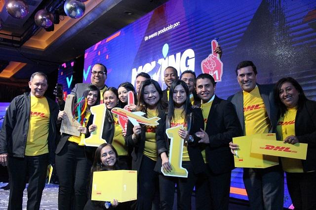 DHL, una de las mejores empresas para trabajar en Colombia