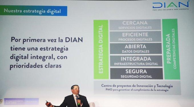 Los nuevos servicios que ofrecerá la Dian en línea tras renovar su imagen
