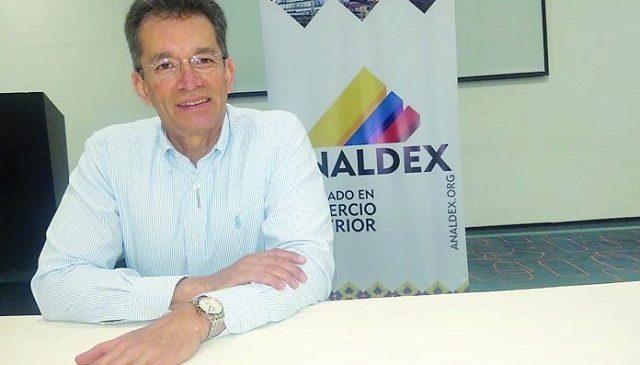 Este año prevemos exportaciones por 50 mil millones de dólares: Analdex