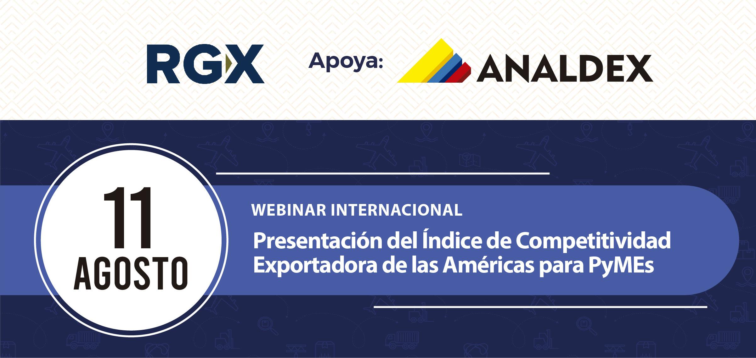 Presentación del Índice de Competitividad Exportadora de las Américas para PyMEs