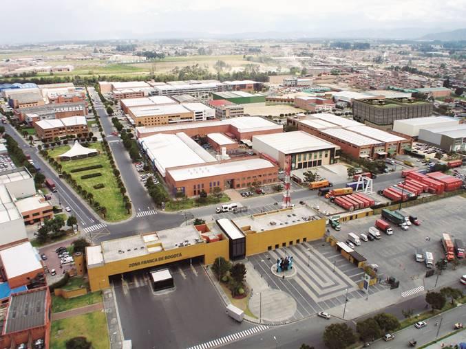 Con una inversión de $46.551 millones, la Zona Franca de Bogotá anuncia la prórroga por los próximos 30 años