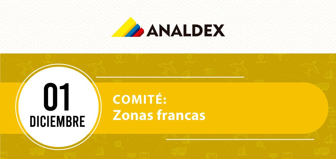 Comité: Zonas francas
