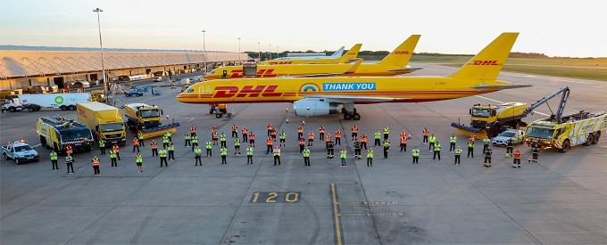 DHL Express es uno de los mejores lugares de trabajo en el mundo