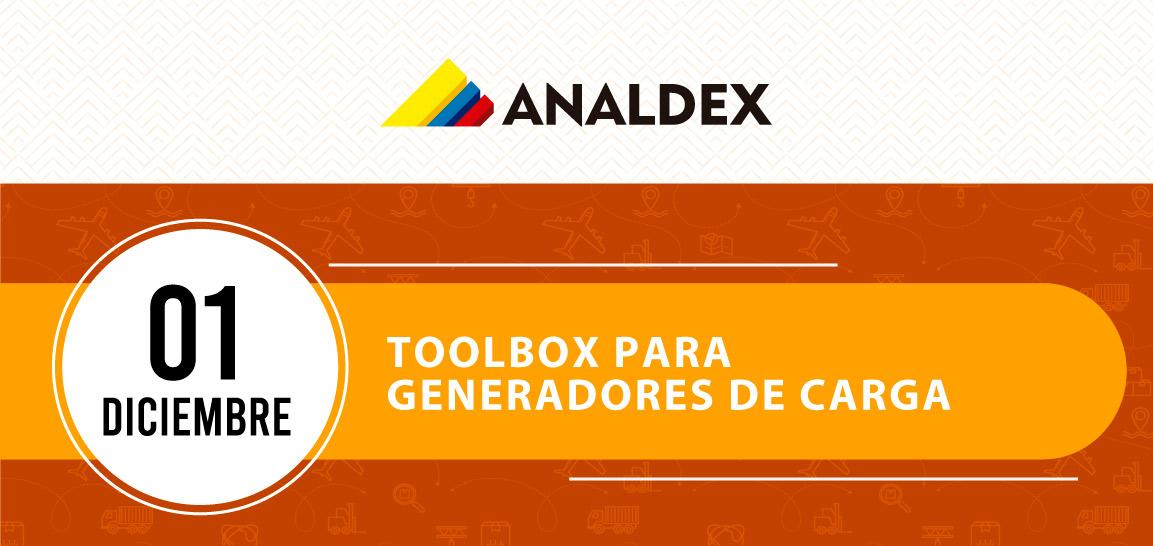 Toolbox para generadores de carga