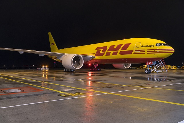 DHL Express continúa fortaleciendo su red aérea global con la compra de ocho nuevos Boeing 777 Freighters