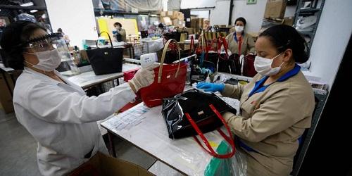 Alimentos y manufacturas, a mantener cuarto de hora en exportaciones