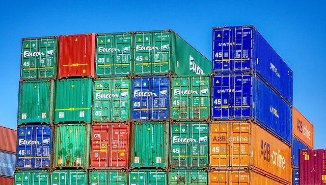 Los efectos en el comercio exterior de la escasez de contenedores