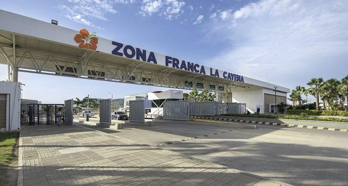 Con una inversión de $42.500 millones, Zona Franca La Cayena anuncia su prórroga por 30 años más