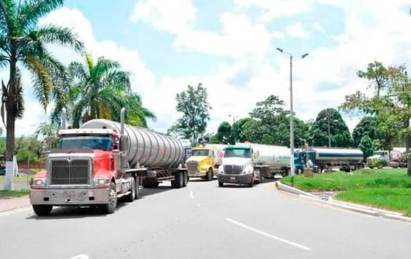 La inflación también se nota en el precio del transporte de carga