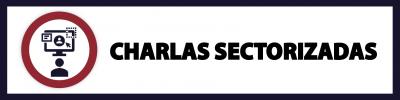 Actividades Jornada - Charlas Sectorizadas